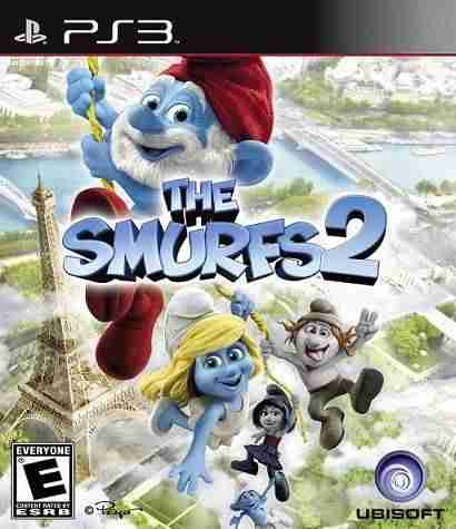 Descargar The Smurfs 2 [MULTI][Region Free][FW 4.3x][STRiKE] por Torrent
